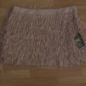 Express pink skirt size 6